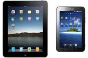iPad & Samsung Galaxy Tab